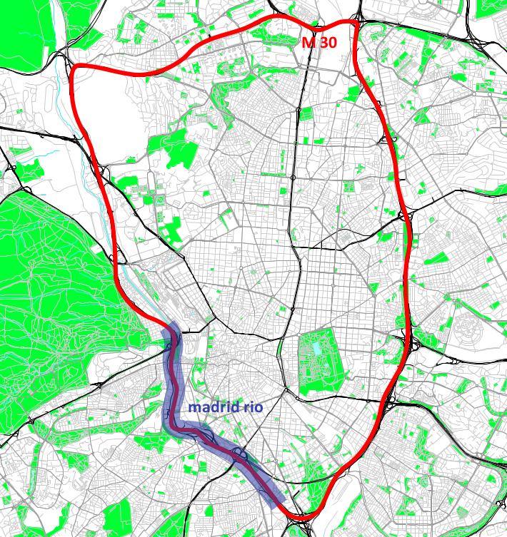 Urban freeways 1
