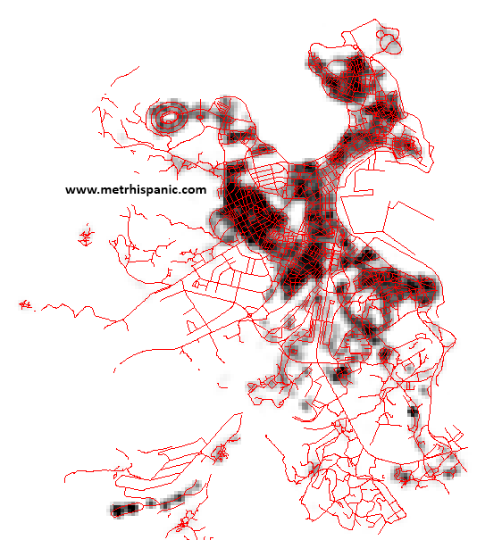 Number of housing units per lot