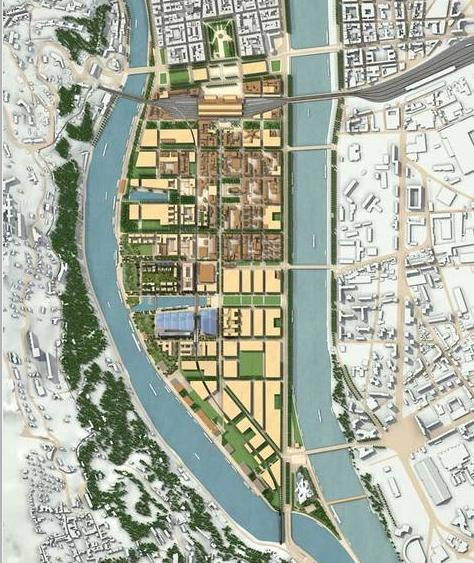lyon-confluence-ZAC-plan-amenagement