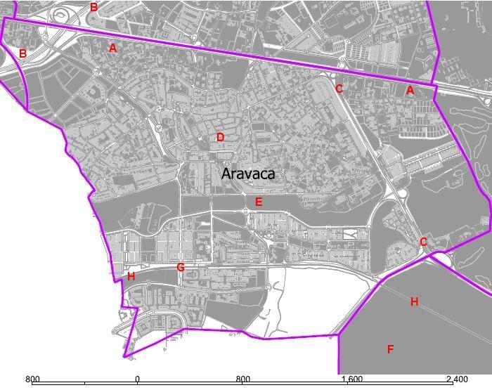 Aravaca mapa my blog - Plano de aravaca ...