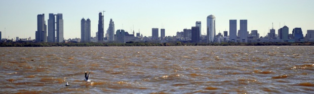 Puerto Madero as built