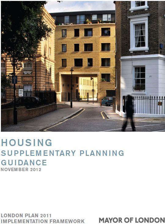 Biblio (34) London Housing Supplementary Planning Guidance ...