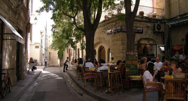 Summer 2008 in Montpellier