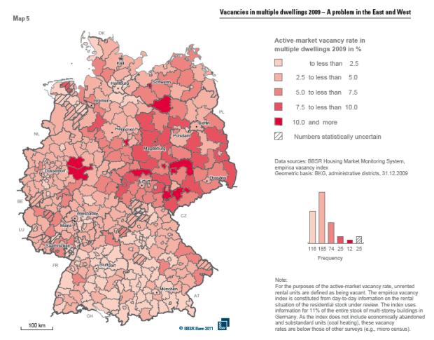 vacias alemania