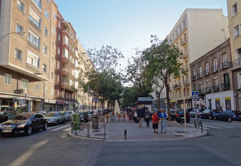 Urban centrality metrhispanic page 2 for Piscina sainz de baranda