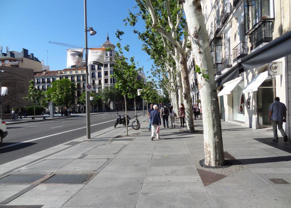 Calle serrano madrid metrhispanic - Calle serrano 55 madrid ...