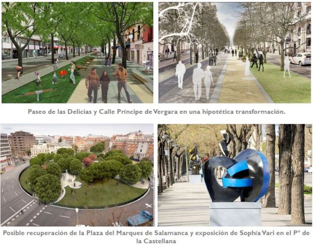 Images from the Draft Plan