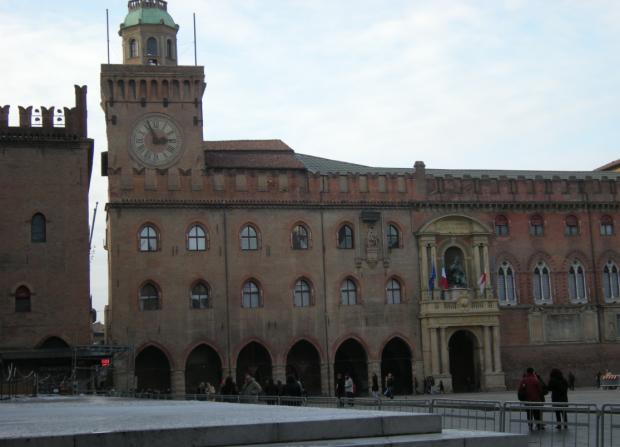Bologna- pala