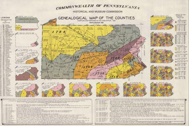 pennsylvania genealogy
