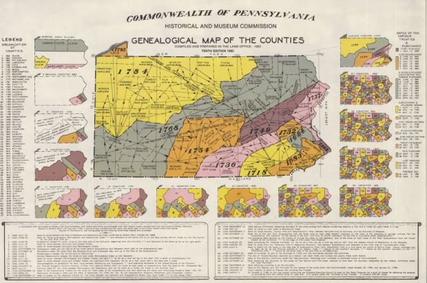 pennsylvania genealogy