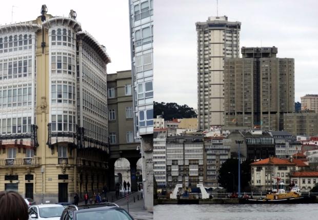 Architectural grain